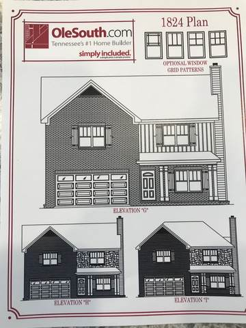 272 Edgefield Ct (Lot89), Pleasant View, TN 37146 (MLS #RTC2206956) :: The Group Campbell