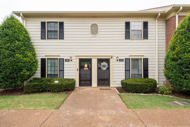 735 Fox Ridge Dr, Brentwood, TN 37027 (MLS #RTC2206987) :: Felts Partners