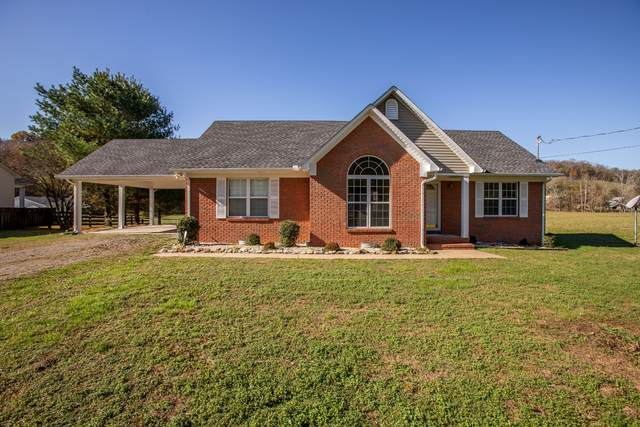 15431 Columbia Hwy, Lynnville, TN 38472 (MLS #RTC2206994) :: Village Real Estate