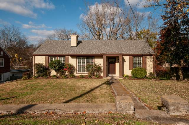 2411 Carter Ave, Nashville, TN 37206 (MLS #RTC2207065) :: The Helton Real Estate Group