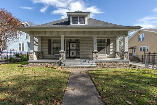 1806 Beech Ave, Nashville, TN 37203 (MLS #RTC2207143) :: Nashville on the Move