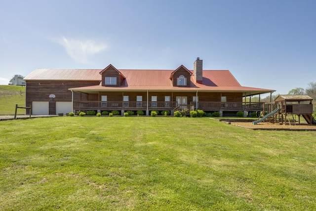 7988 Golf Club Rd, Mount Pleasant, TN 38474 (MLS #RTC2207151) :: Village Real Estate
