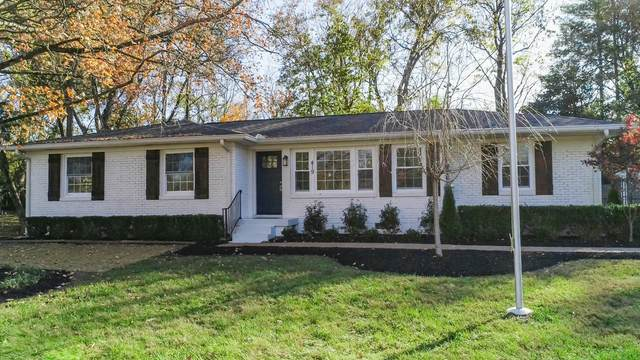 419 Figuers Dr, Franklin, TN 37064 (MLS #RTC2207195) :: Ashley Claire Real Estate - Benchmark Realty