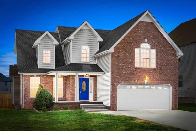 3364 Melissa Ln, Clarksville, TN 37042 (MLS #RTC2207279) :: Nashville on the Move