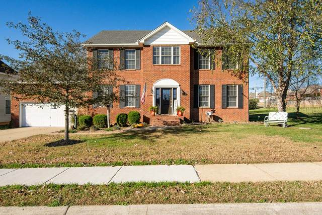 1203 Chapmans Retreat Dr, Spring Hill, TN 37174 (MLS #RTC2207307) :: Nashville on the Move