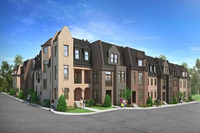 518 Garfield Street #10, Nashville, TN 37208 (MLS #RTC2207334) :: Fridrich & Clark Realty, LLC