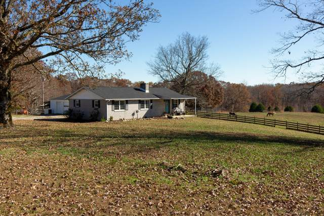 845 Wells Road, Dickson, TN 37055 (MLS #RTC2207350) :: Exit Realty Music City