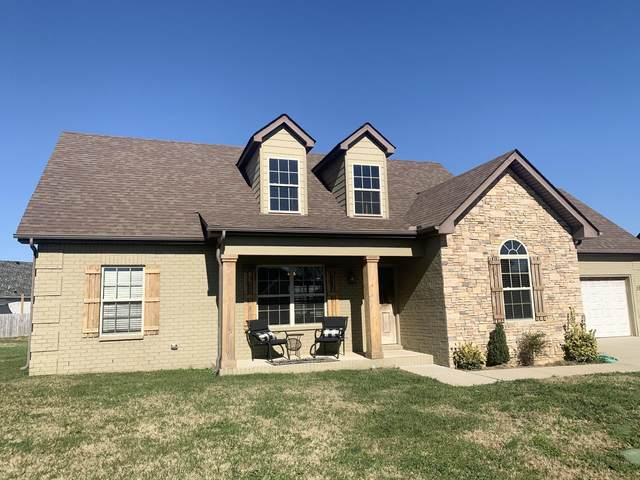 206 Richmonds Retreat Blvd, Christiana, TN 37037 (MLS #RTC2207423) :: Village Real Estate