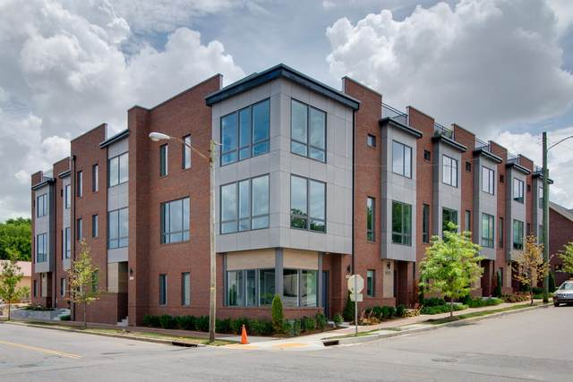 213 Taylor Street #2, Nashville, TN 37208 (MLS #RTC2207446) :: Hannah Price Team
