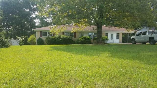 615 Mink Branch Acres Dr, Waynesboro, TN 38485 (MLS #RTC2207491) :: The Adams Group