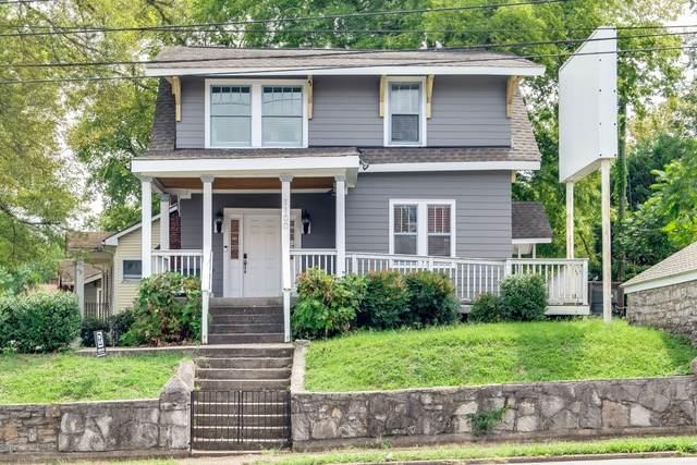1100 Douglas Ave, Nashville, TN 37206 (MLS #RTC2207495) :: PARKS