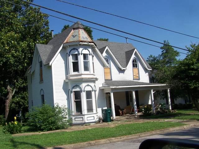 416 S 3rd St, Pulaski, TN 38478 (MLS #RTC2207562) :: Stormberg Real Estate Group