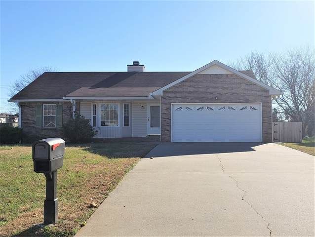 1284 Cheryl Ct, Clarksville, TN 37042 (MLS #RTC2207624) :: Kimberly Harris Homes