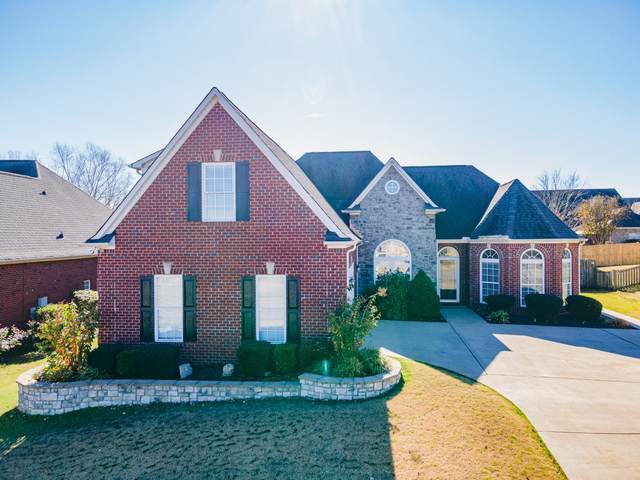 1083 Nealcrest Cir, Spring Hill, TN 37174 (MLS #RTC2207630) :: CityLiving Group