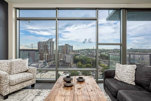 1212 Laurel St. #1011, Nashville, TN 37203 (MLS #RTC2207656) :: Wages Realty Partners