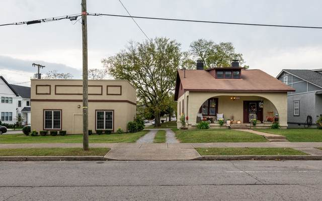 1803 5th Ave N, Nashville, TN 37208 (MLS #RTC2207667) :: Nashville on the Move