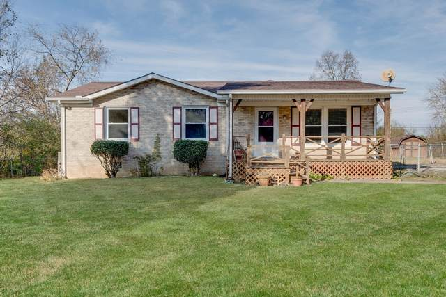 107 Spanish Court, Dickson, TN 37055 (MLS #RTC2207726) :: Nashville on the Move