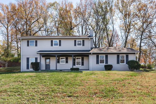 709 Pleasantwood Dr, Mount Pleasant, TN 38474 (MLS #RTC2207745) :: The Huffaker Group of Keller Williams