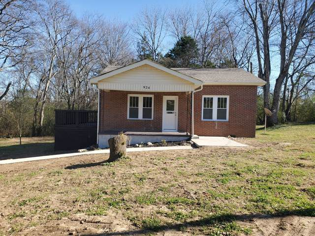 924 Turner Dr, Hartsville, TN 37074 (MLS #RTC2207838) :: Exit Realty Music City