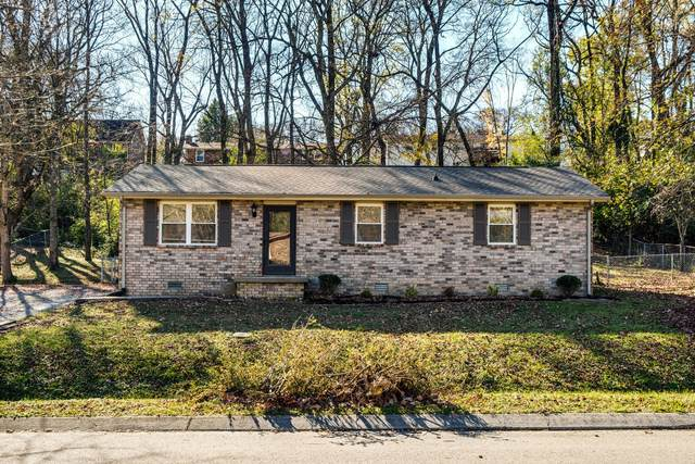 660 Frankfort Dr, Hermitage, TN 37076 (MLS #RTC2207853) :: John Jones Real Estate LLC