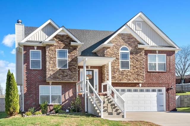 1499 Brew Moss Dr, Clarksville, TN 37043 (MLS #RTC2207902) :: Village Real Estate