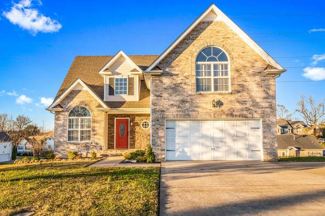 3151 Hawthorn Dr, Clarksville, TN 37043 (MLS #RTC2207912) :: Kimberly Harris Homes