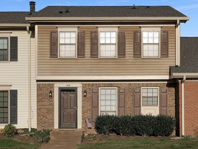 919 Brentwood Pt, Brentwood, TN 37027 (MLS #RTC2207949) :: Nashville on the Move