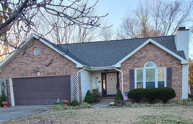 156 Shady Maple Dr, Clarksville, TN 37043 (MLS #RTC2207950) :: Village Real Estate