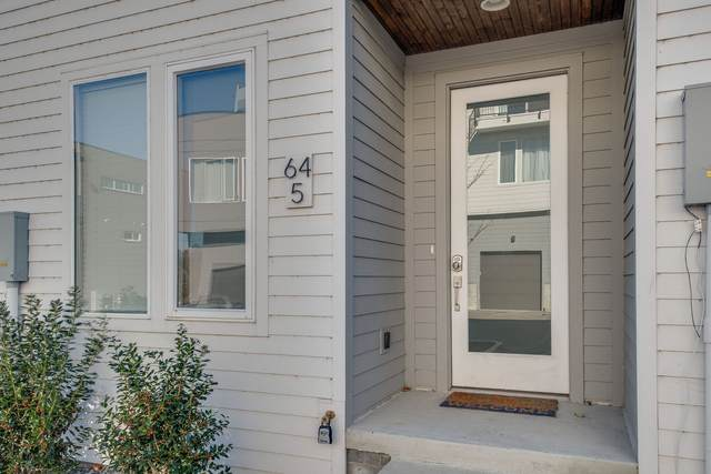 64 Fern Ave #5, Nashville, TN 37207 (MLS #RTC2208042) :: The Kelton Group