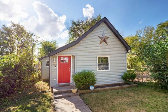 1707 14th Ave N, Nashville, TN 37208 (MLS #RTC2208049) :: Ashley Claire Real Estate - Benchmark Realty