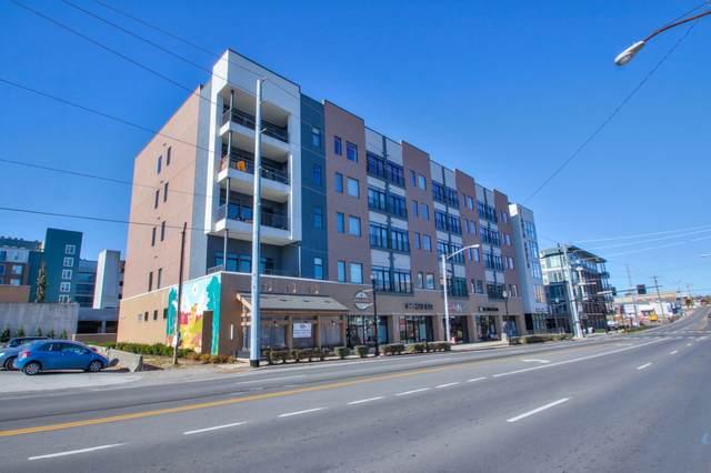 2407 8th Ave S #214, Nashville, TN 37204 (MLS #RTC2208102) :: Fridrich & Clark Realty, LLC
