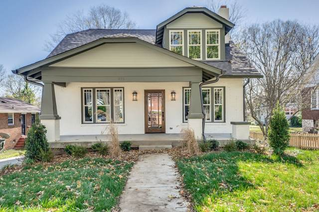 921A Benton Ave, Nashville, TN 37204 (MLS #RTC2208172) :: Team George Weeks Real Estate