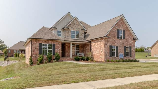 3104 Bowles Dr, Clarksville, TN 37043 (MLS #RTC2208285) :: Village Real Estate