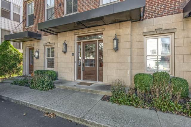 2110 Acklen Ave #105, Nashville, TN 37212 (MLS #RTC2208301) :: Village Real Estate
