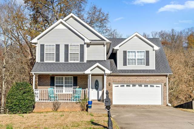 1255 Viewmont Dr, Clarksville, TN 37040 (MLS #RTC2208340) :: Nashville on the Move