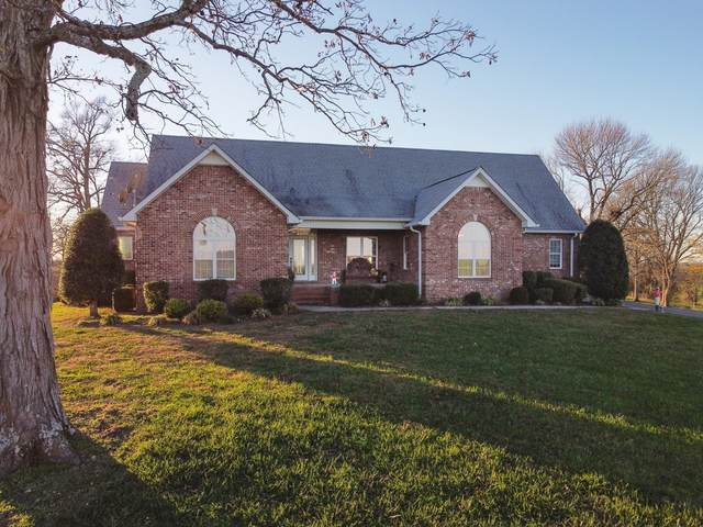 226 Naron Rd, Shelbyville, TN 37160 (MLS #RTC2208365) :: Team George Weeks Real Estate