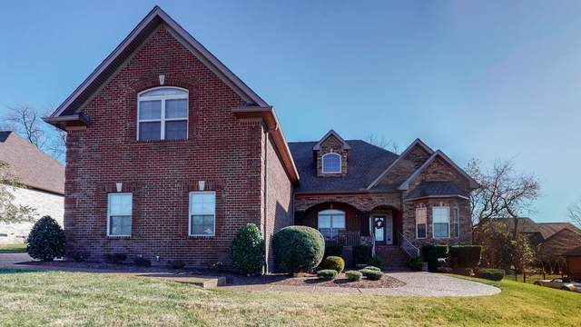 1072 Luxborough Dr, Hendersonville, TN 37075 (MLS #RTC2208376) :: Village Real Estate