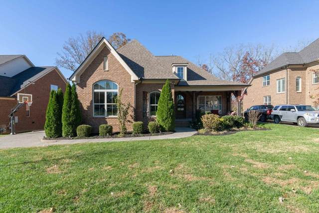 3204 Appian Way, Spring Hill, TN 37174 (MLS #RTC2208424) :: Nashville on the Move