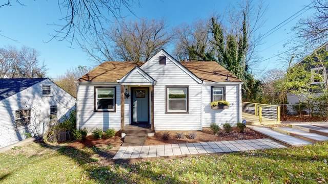 1427 Norvel Ave, Nashville, TN 37216 (MLS #RTC2208455) :: Village Real Estate