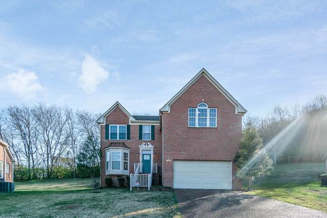 909 Canyon Ct, Nashville, TN 37221 (MLS #RTC2208460) :: Ashley Claire Real Estate - Benchmark Realty