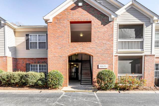 6820 Highway 70 S #302, Nashville, TN 37221 (MLS #RTC2208552) :: Ashley Claire Real Estate - Benchmark Realty