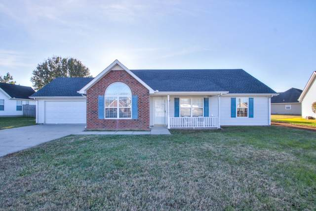 2815 General Maney Ct, La Vergne, TN 37086 (MLS #RTC2208577) :: RE/MAX Fine Homes
