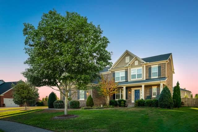4011 Pendleton Dr, Spring Hill, TN 37174 (MLS #RTC2208593) :: Village Real Estate