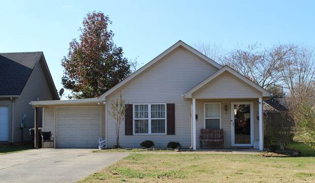 2726 Windwalker Ct, Murfreesboro, TN 37128 (MLS #RTC2208596) :: Team George Weeks Real Estate