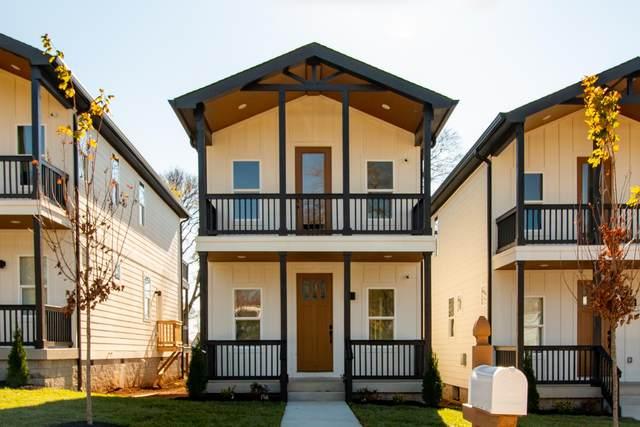 1704B Edgewood Ave, Nashville, TN 37207 (MLS #RTC2208729) :: Ashley Claire Real Estate - Benchmark Realty