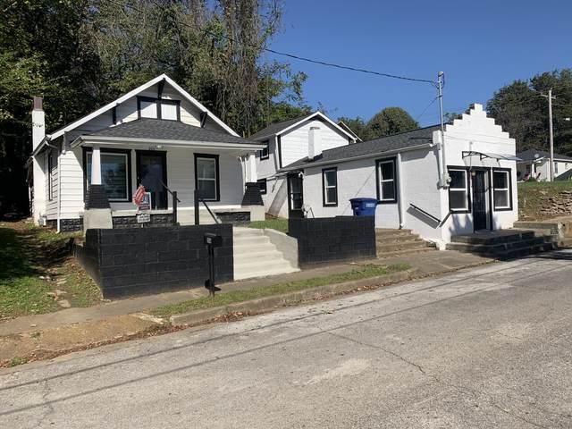 206 Olive St W, Mount Pleasant, TN 38474 (MLS #RTC2208755) :: Oak Street Group