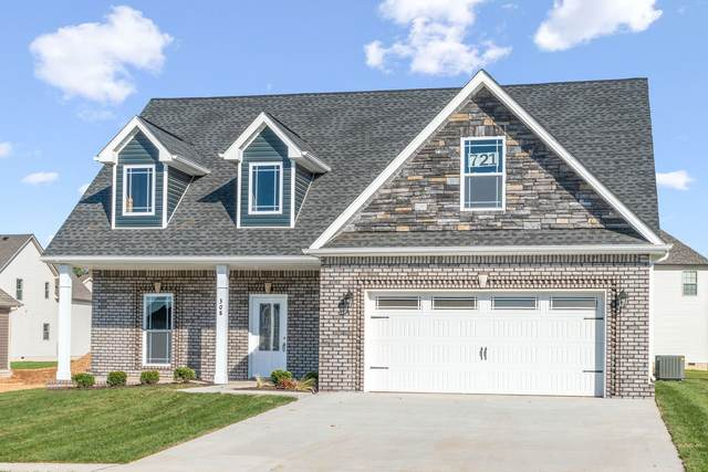 88 River Chase, Clarksville, TN 37043 (MLS #RTC2208798) :: The Adams Group