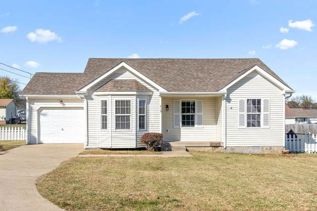 419 Pacific Ave, Oak Grove, KY 42262 (MLS #RTC2208813) :: John Jones Real Estate LLC