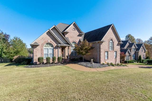 233 Hidden Harbour Dr, Mount Juliet, TN 37122 (MLS #RTC2208899) :: Village Real Estate