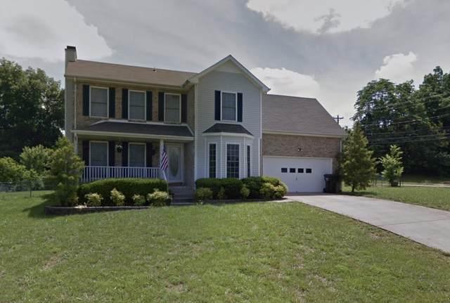 1711 St Ives Way, Clarksville, TN 37042 (MLS #RTC2208914) :: PARKS